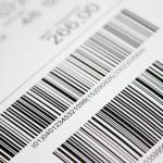 Étiquette codes-barres