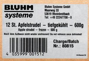 Étiquetage carton
