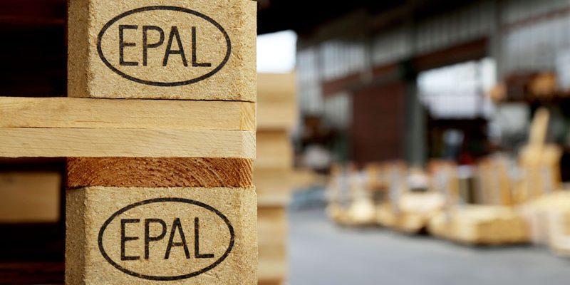 EPAL euro-palettes