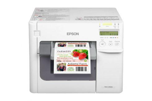 Epson imprimante d'etiquettes