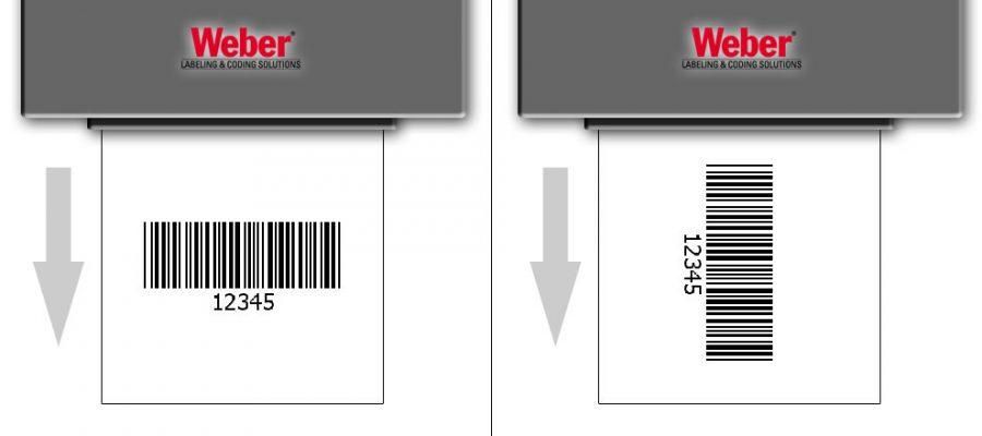 Impression d'étiquettes code-barres