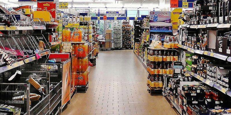 Supermarkt Discounter