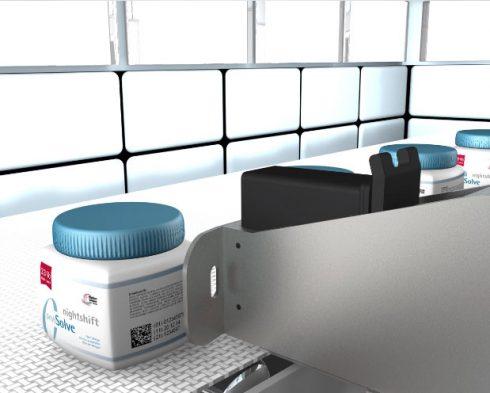 Marquage direct avec les imprimantes jet d'encre