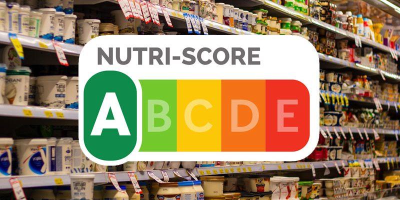 Score Nutri pour l'alimentation dans les supermarchés français