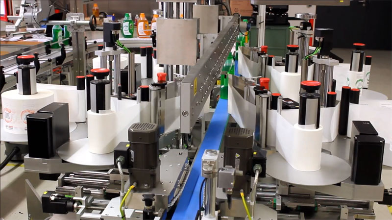 Geset 314 ZDT labeling system
