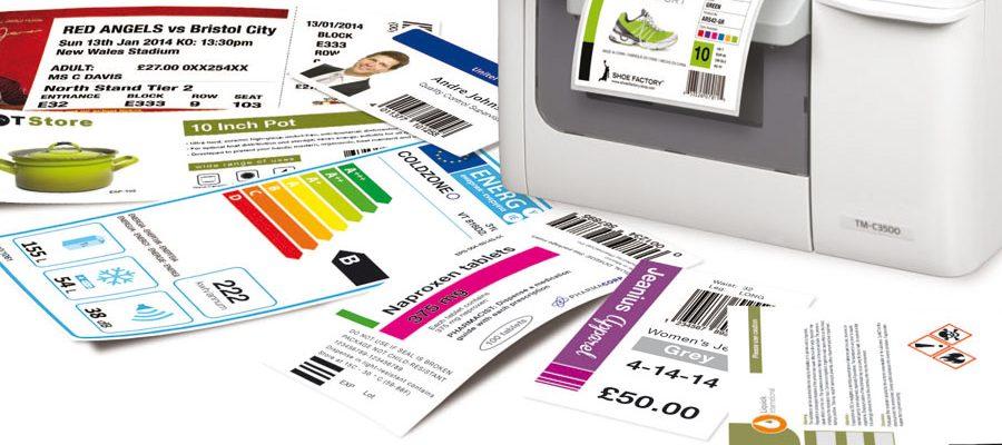 Imprimer des etiquettes couleur