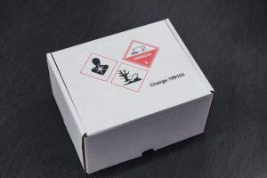 Gefahrensymbole drucken: Inkjet-Druck kann ein GHS-Etikett ersetzen