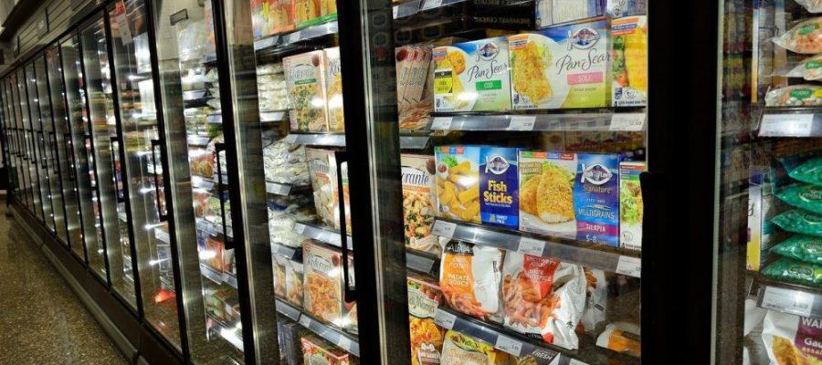 produits étiquetés à froid